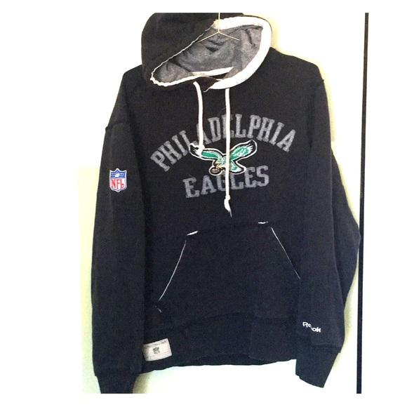 Reebok NFL eagles hoodie. M 5b40e8573e0caa360afb0154 e3f4cda4d